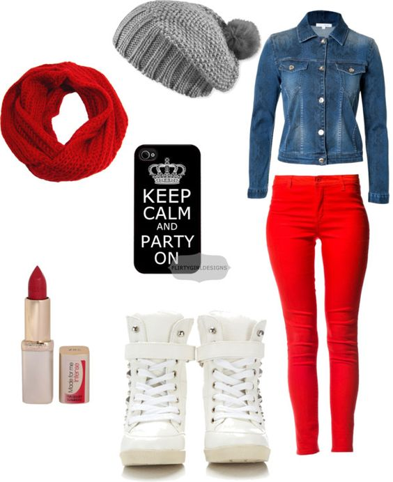 """party on"" by taylor-rozich ❤ liked on Polyvore"