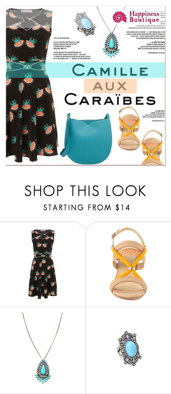 """""""Happy Day"""" by janee-oss ❤ liked on Polyvore featuring GX, Theo, Valextra and happinessbtq"""