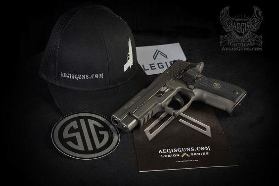 #sigsauer #p226 #legion #9mm