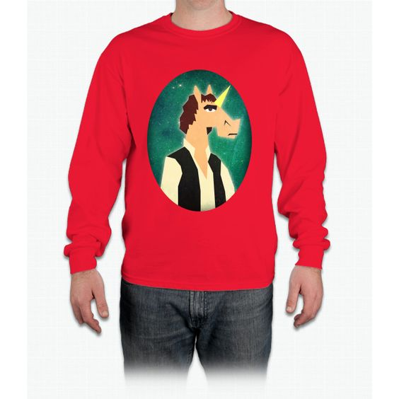 There Aren't Enough Unicorns In Your Life. Long Sleeve T-Shirt