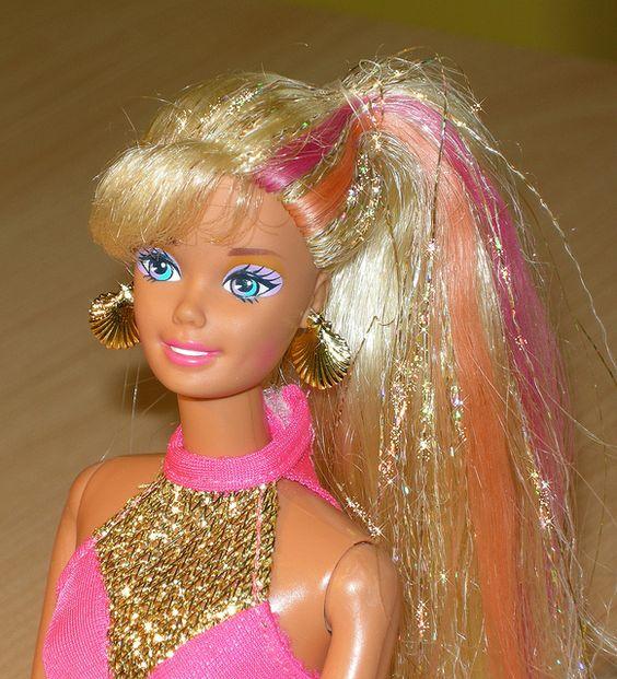 Mattel Barbie Color Change Mermaid Assorted Mermaid Barbie