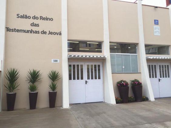 Salão do Reino - Campinas - São Paulo - Brasil