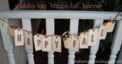 Tags & Letters on the Cricut!