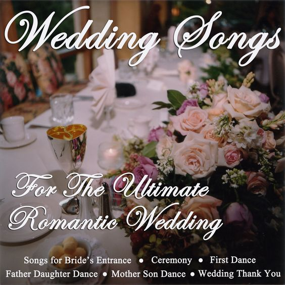 Romantic Wedding Songs Romantic And Mothers On Pinterest