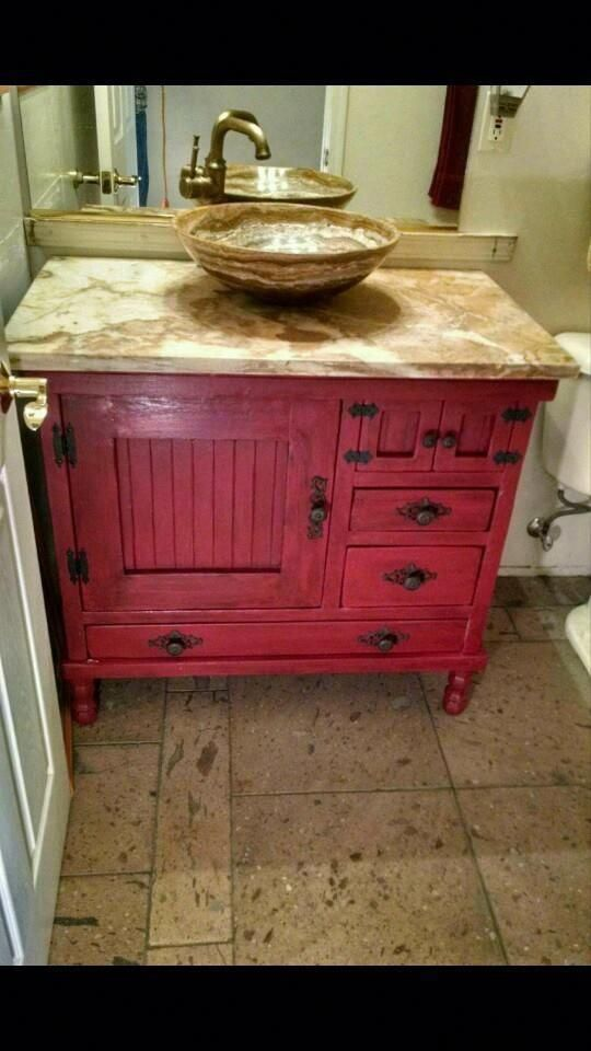Special Ordered Rustic Barn Red