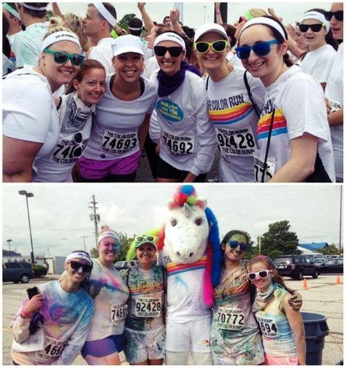 5k Madness: The Color Run 2013 [Skinny Piggy]