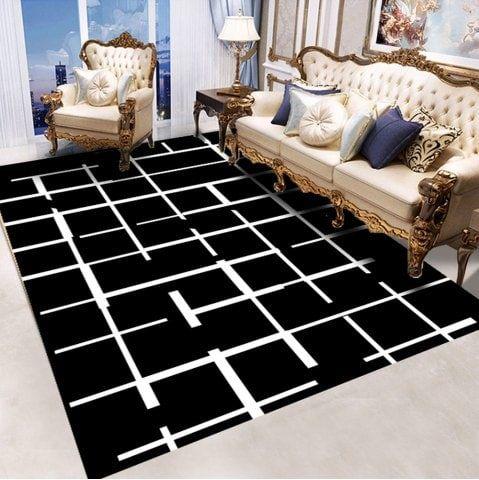 Bedroom Bed Blanket Super Soft Carpet