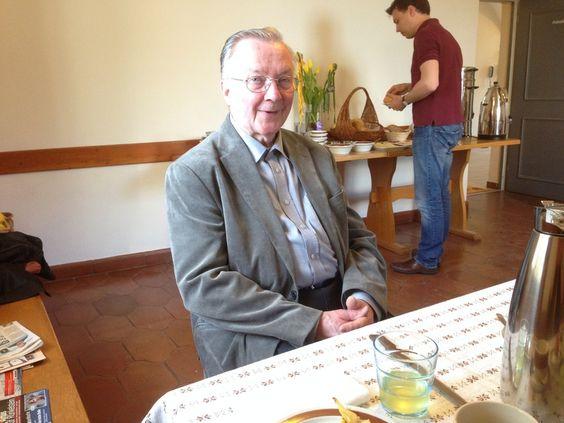 P. Karl Schmickler SAC leitet das Pallotti-Heim in Meran und ist ein wunderbarer Gastgeber
