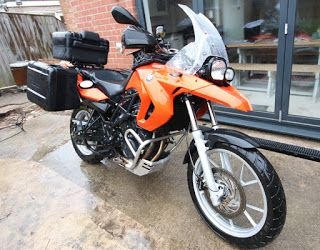 BMW GS For Sale UK: BMW F650GS 800cc Twin 2010 Low Mileage loads of Ex...