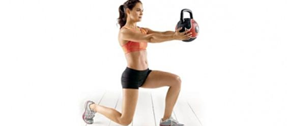 Substitute dumbbells for kettlebells and treat yourself to lean, strong muscles and a greater calorie burning capacity! Obtain the best kettlebell workout for women at Fitness Republic!