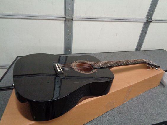 Rogue RA-090 Dreadnought Acoustic Guitar  Black  BLEM https://t.co/4dIrUgkkxN https://t.co/dStqgdXAYP
