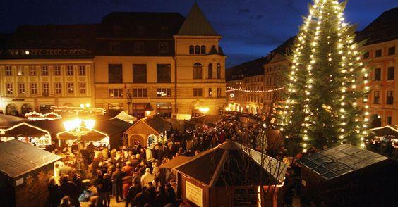 Focus.de - Streitfrage geklärt: Das ist der älteste Weihnachtsmarkt Deutschlands