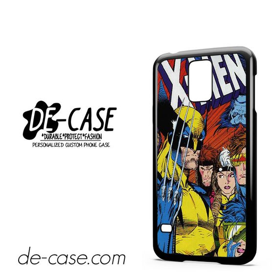 X Men Comic DEAL-12099 Samsung Phonecase Cover For Samsung Galaxy S5 / S5 Mini