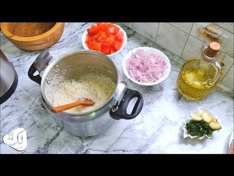 عشاء خفيف وبزاف بنين واكيد سريع التحضير اسبادو بالصلصة و الروز Food Desserts Pudding