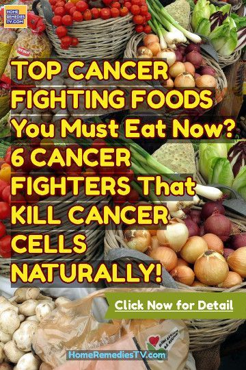 TOP CANCER FIGHTING FOODS You Must Eat Now? 6 CANCER FIGHTERS That KILL  CANCER CELLS NATURALLY… | Cancer fighting foods, Best cancer fighting foods,  Cancer fighting