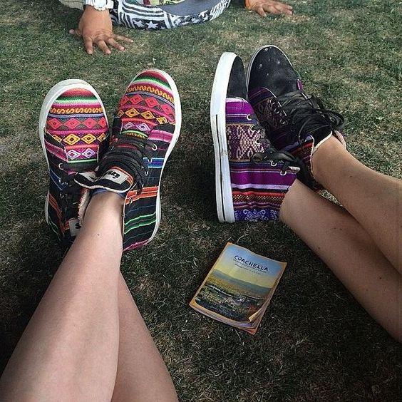 Inkkas marcando presença no Coachella Valley Music and Arts Festival, em Indio, Califórnia.  Inkkas Team marcou presença em peso! #WeLoveCoachella  #InkkasBlackSpectrum
