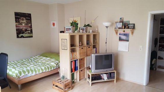 Perfect Dein potenzielles Zimmer ist m gro und gut geschnitten Ob gro er Kleiderschrank