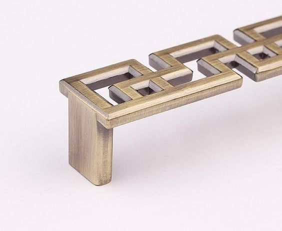 Symmetry pulls knobs /Chinese style Drawer by Dreamchinese on Etsy