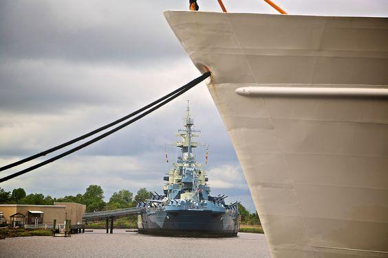 USCGC Diligence, Wilmington, NC
