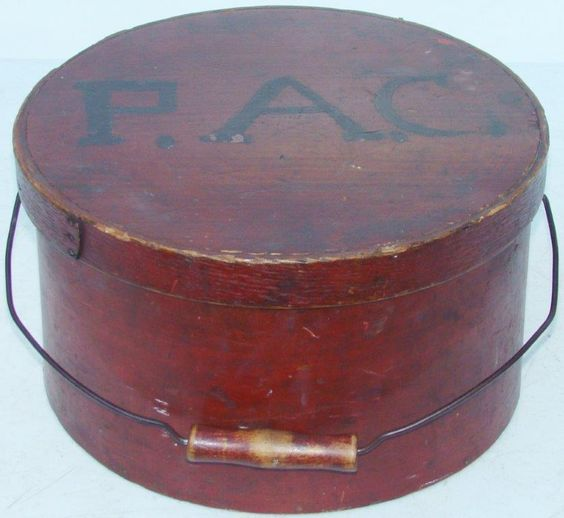 Bail Handled Pantry Box from Gould Auctions