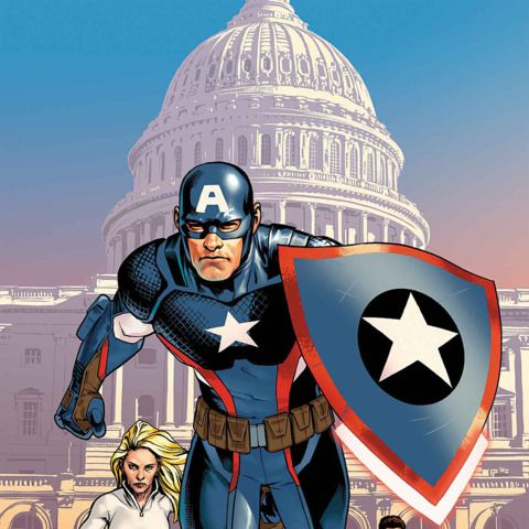 Captain America screenshots, images and pictures - Comic Vine