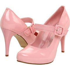 I'm not a fan of pink but I love these shoes!