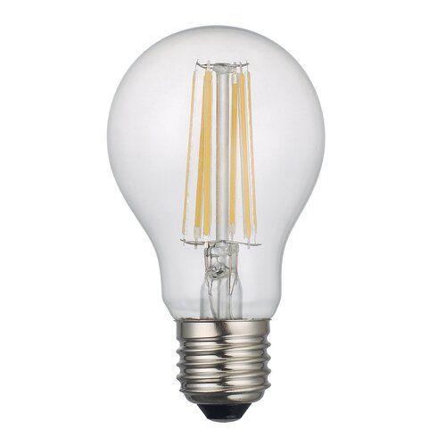 8w Led Vintage Filament Light Bulb Set Of 5 Symple Stuff Dimmable Led Lights Vintage Light Bulbs Light Bulb