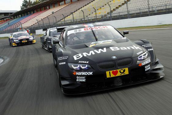 BMW M3 DTM (Bruno Spengler)