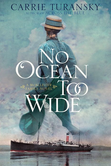 No Ocean too Wide, English historical romance set in 1909 and featuring British Home Children.
