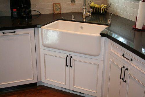 Corner Kitchen Sink Cabinet On A Budget On Kitchen Cabinet Table Top Granite