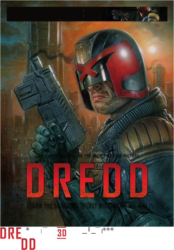 Free Online 'Dredd 3D' Prequel Comic Introduces Fans To Film's Villain - ComicsAlliance | Comic book culture, news, humor, commentary, and reviews