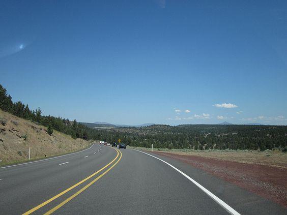 Oregon State Highway 126 by Dougtone, via Flickr