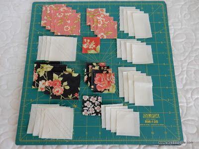 Happy Friday! Today is Summer Sampler Block day, and today I'm sharing one of my favorite vintage-style star blocks. After this block there ...