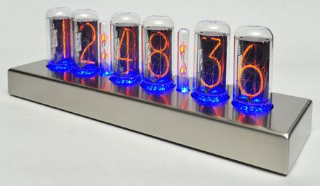 12 things to do with a Raspberry Pi - Rpi projects - nixie clock
