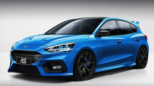 All New Ford Focus St And Focus Rs Hot Hatches Make An Early Virtual Appearance Ford Focus New Ford Focus Focus Rs