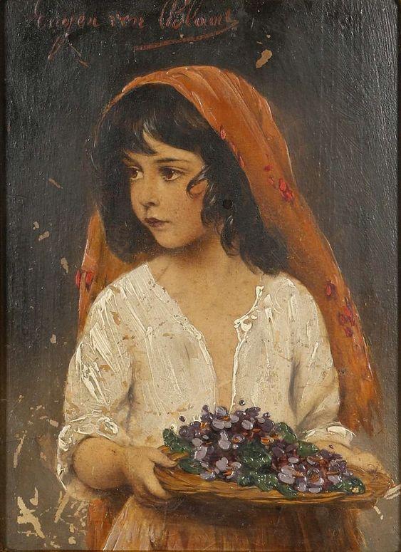 Eugene de Blaas (Austrian, 1843-1931