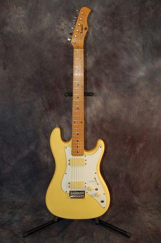 1970's Lotus H2 Bullet Vintage White Style Electric Guitar Pro Setup TKL Gigbag | eBay