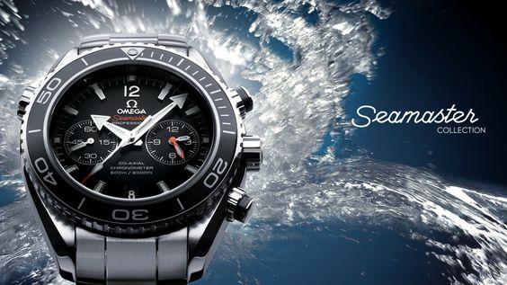 OMEGA Watches: Seamaster