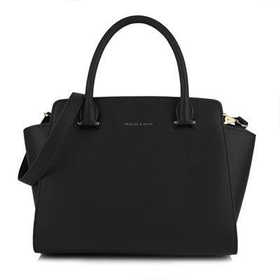 Charles and Keith Trampeze handbag