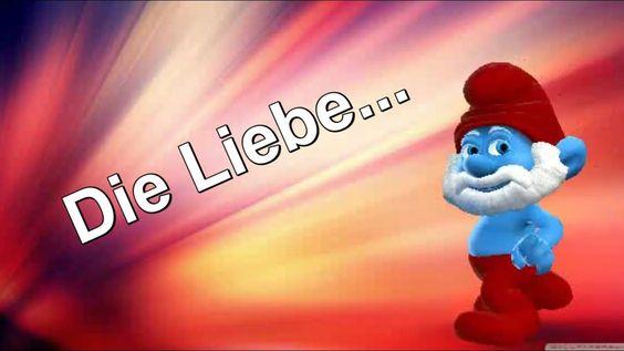 Die Liebe.....reift und blüht.......Schlumpf Zoobe deutsch