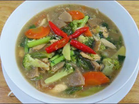 Resep Capcay Bakso Ayam Mixed Vegetables Chicken Meatball 20 Di 2020 Merica Bakso Saus Tiram
