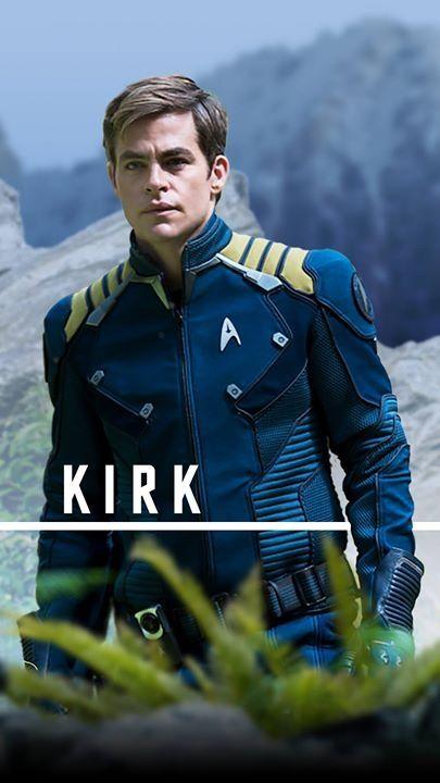 Star Trek Beyond | Kirk