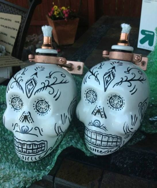 KAH TEQUILA TIKI TORCHES