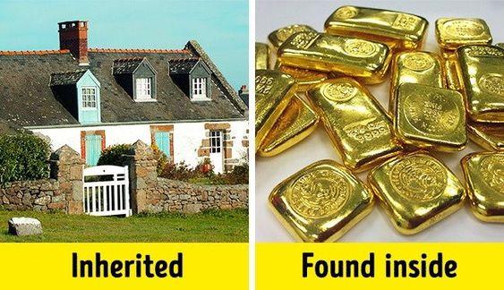 9 καθημερινοί άνθρωποι που έγιναν απίστευτα πλούσιοι σε μια στιγμή