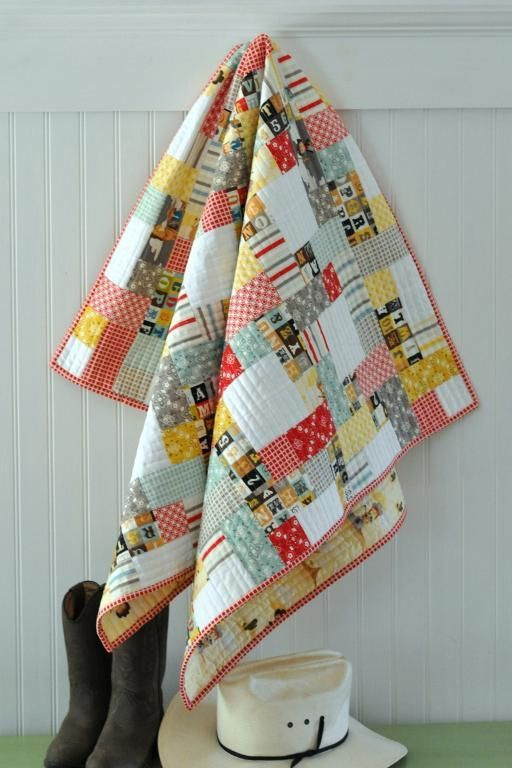 Tips for beginner quilters: