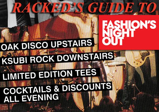The Top Ten Parties of Fashion's Night Out