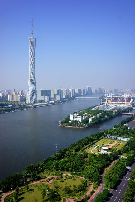 https://flic.kr/p/db77x6   Canton Tower and Haixin Island_DSC06683