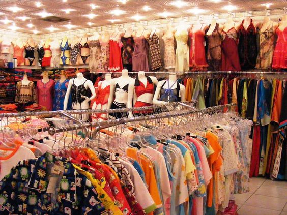 clothes shops for women