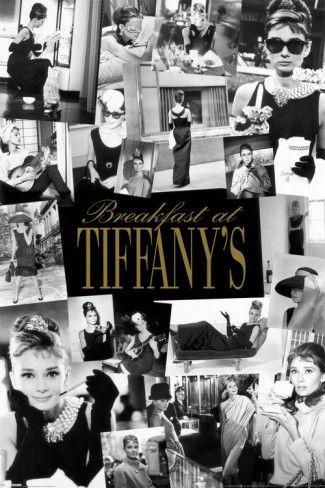 Audrey Hepburn - Breakfast At Tiffany's Prints at AllPosters.com