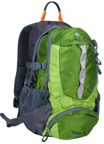 Lucky Bums Kid's Tracker Backpack by Lucky Bums. $42.77. From the Manufacturer                The Lucky Bums Tracker backpack is a versatile choice, functioning as a daypack on a hiking trail hauling gear, and next as a school book bag storing books and gym clothes. The pack has all the bells and whistles you would expect from a rugged pack designed specifically for kids or small adults. It even has a hydration sleeve. Two sizes 20 Liter and 25 liter fit a wide range of ...